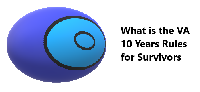 What is the VA 10 Years Rules for Survivors